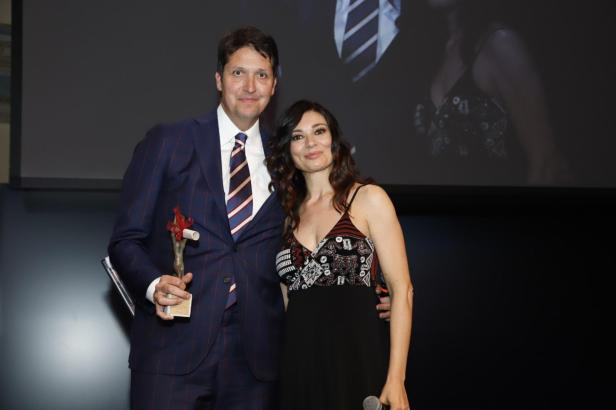 Leonardo Massa a Italia Travel Awards 2019