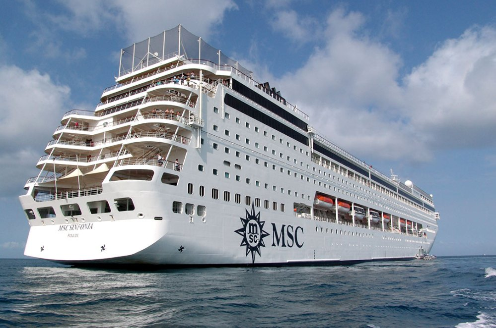 Msc-Crociere-nave-Sinfonia