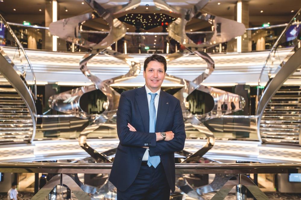 MSC Crociere_Leonardo Massa_Country Manager Italia_1