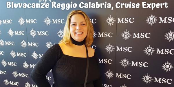 Daniela Tomaselli Cruise Blogger